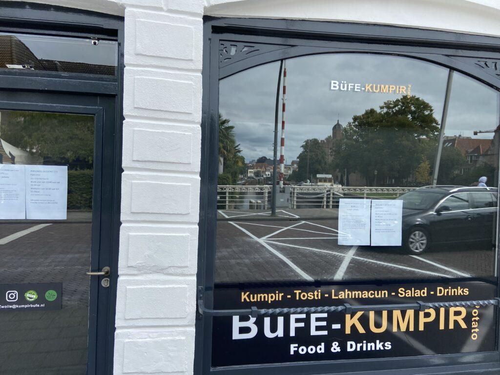 Bufe Kumpir Zwolle