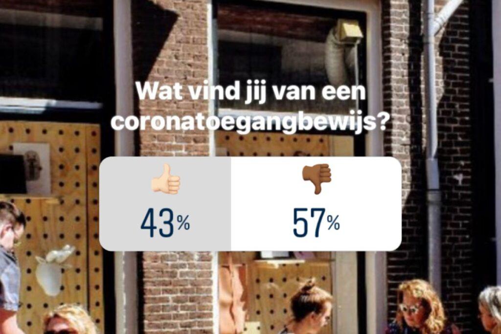 coronatoegansbewijs Zwolle