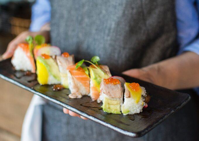 sushi Zwolle