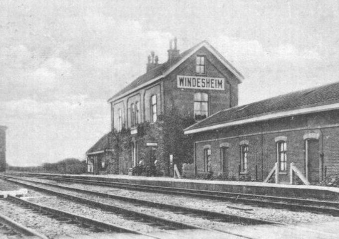 Station Windesheim