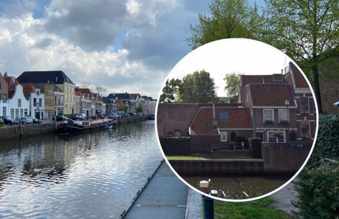 huis Zwolle gracht